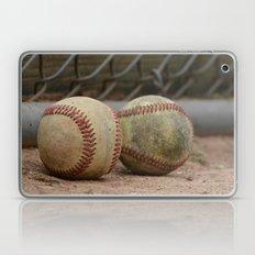 Baseballs Laptop & iPad Skin