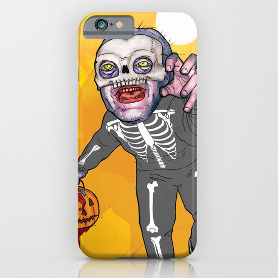 Trick or Tremble iPhone & iPod Case