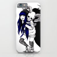 iPhone & iPod Case featuring Smile by K-NIZZY