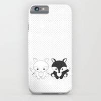 Twins Fox iPhone 6 Slim Case