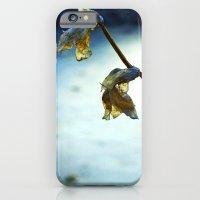 Frozen Flowers iPhone 6 Slim Case