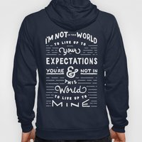 Bruce Says: Expectations Hoody