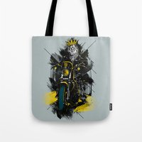 Sons Of Monarchy Tote Bag