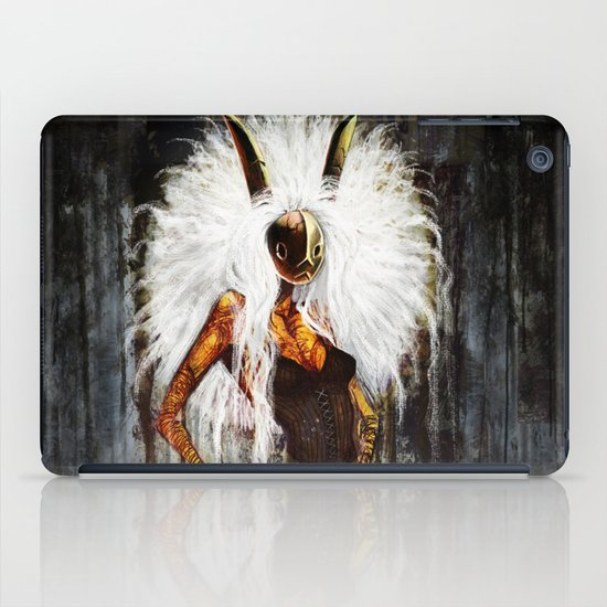 Velveteen iPad Case