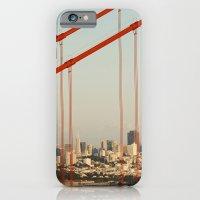 Golden San Gate Francisc… iPhone 6 Slim Case