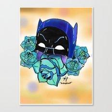 The Bright Knight Canvas Print