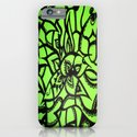 Green Love iPhone & iPod Case