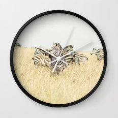 leader::kenya Wall Clock