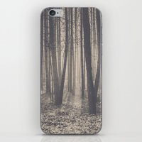 Into the depths of the forest iPhone & iPod Skin