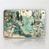 Last Unicorn Journey  Laptop & iPad Skin