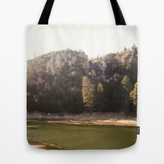 Crystal Lake, CA Tote Bag