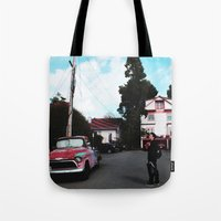 BERKELEY Tote Bag
