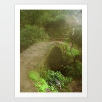 Cinque Terre, Italy. Irish Luck Art Print