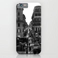 Rain in Rome iPhone 6 Slim Case