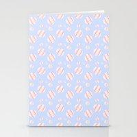 Ysabel (lavender) Stationery Cards
