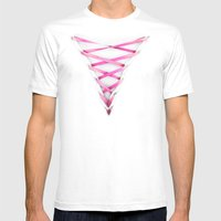 For U  Mens Fitted Tee White SMALL