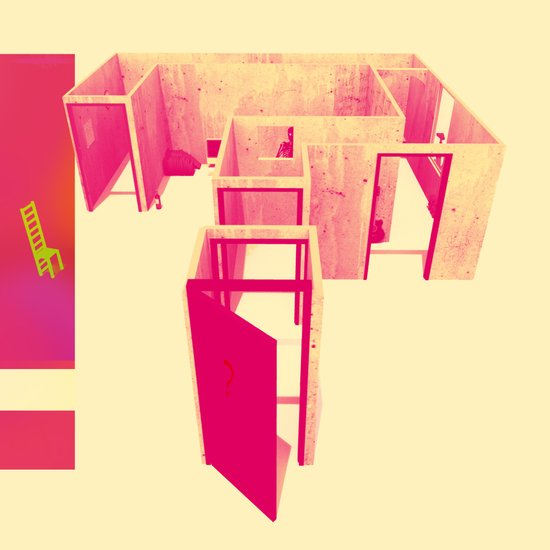 !?  is open Art Print
