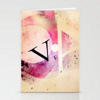 VEA 21 Stationery Cards