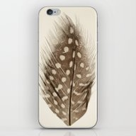 Feather iPhone & iPod Skin