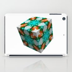 Smoke 3D 1 iPad Case