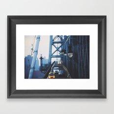 New Angles Framed Art Print