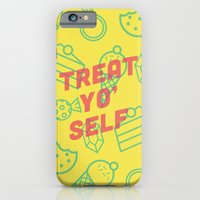 Treat Yo' Self iPhone 6 Slim Case