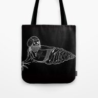 Tote Bag featuring On The The Various Sensu… by Michael C. Hsiung