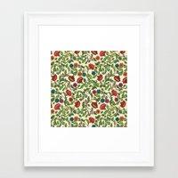 Grillos Framed Art Print