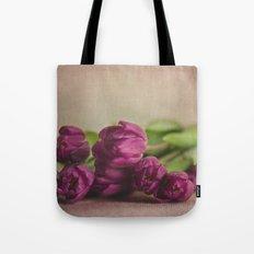 Pretty Purple Tote Bag