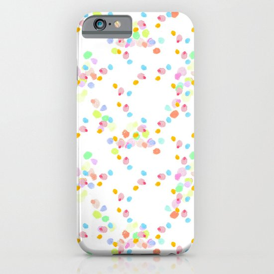 ditsy pop iPhone & iPod Case