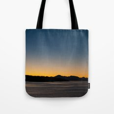 Patagonia Sunset Tote Bag