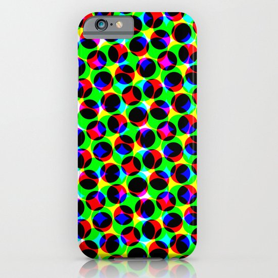 COLORFUL DOT iPhone & iPod Case