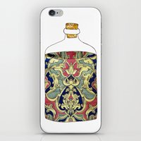 bottled happiness iPhone & iPod Skin