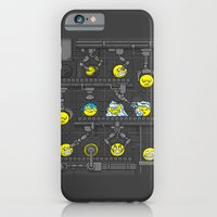 iPhone & iPod Case featuring Smiley Factory by Lawrence Villanueva