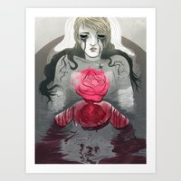 The End (Part 1) Art Print