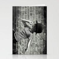 Juvenile Jazz 5 Stationery Cards