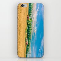Lost In Norway iPhone & iPod Skin