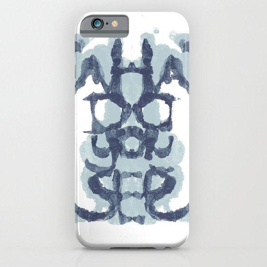 Typography Psychology iPhone & iPod Case