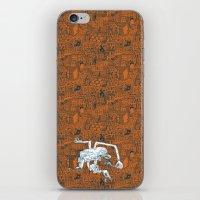 Monkey Town ! iPhone & iPod Skin