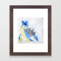 #131 Framed Art Print