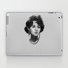 Monica Bellucci Laptop & iPad Skin