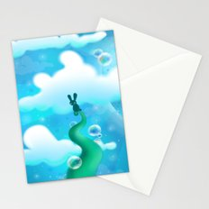 Beanstalk Bunny Stationery Cards