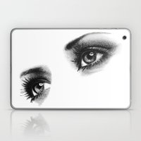 Eyes Windows To The Soul Laptop & iPad Skin
