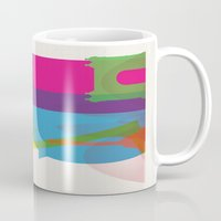 Shapes Of Barcelona. Acc… Mug