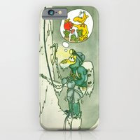 Climbing And Cactuses iPhone 6 Slim Case