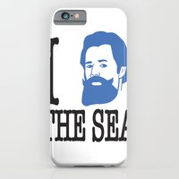 iPhone & iPod Case featuring I __ The Sea by senioritis