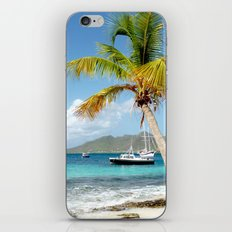 isle of calm iPhone & iPod Skin