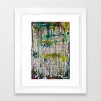 Traffic Imposition Framed Art Print