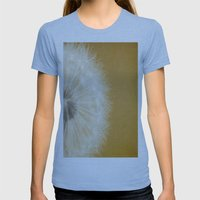 Dandy Womens Fitted Tee Athletic Blue SMALL