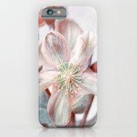 winter blossom iPhone 6 Slim Case
